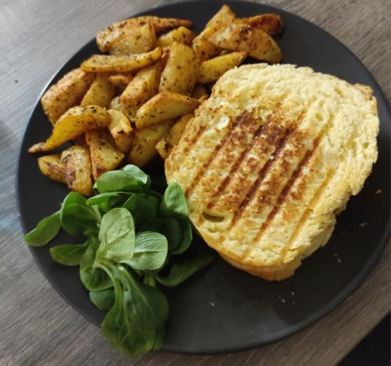 Le Burger façon Croc-Déli-Drôme